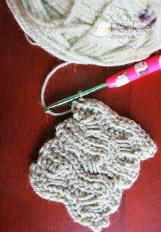Crochet Indian Cross Stitch From hodgepodgecrochet.wordpress.com