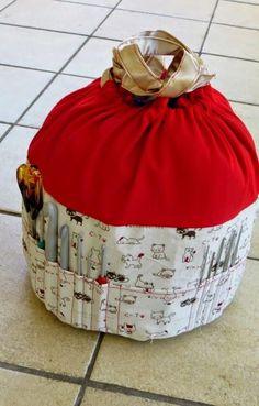 Super-Organizing DIY Tote Bag