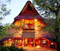 Victoria Falls Safari Lodge, Zambezi National Park, Africa >> If I never get to Africa I will be a sad old lady...