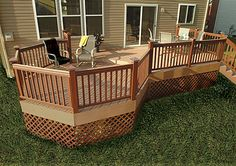small deck ideas, small deck ideas on a budget, small deck ideas decorating, small deck ideas porch design. READT IT FOR MORE! Deck Building Plans, Building A Pool, Deck Furniture, Outdoor Furniture Sets, Outdoor Decor, Outdoor Living, Cheap Furniture, Outdoor Tools, Furniture Stores