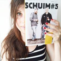 Vet leuk! Schuim # 5 is uit met het thema ZOMER! Met o.a. een boekenspecial, prachtige fotoreportages, alcoholvrije bieren, een fietstocht op Texel langs drie brouwerijen, reportages bij VandeStreek-bier en Brouwerij Ramses! #schuimmagazine #biermagazine #beermagazine #schuimkop #bierjournalist #hophead #summer