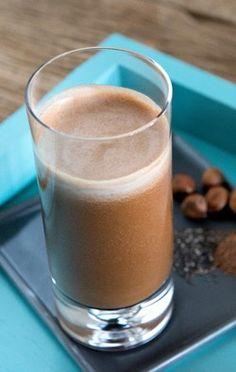 Chocolate Hazelnut Blast - NutriLiving Recipes