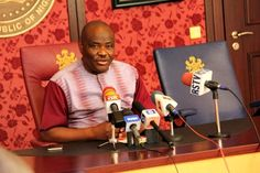 Under Buhari Lives Of Cows More Important Than Humans - Gov. Nyesom Wike http://ift.tt/2rsOX9G