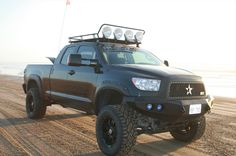 Toyota tundra off road cool
