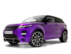 Purple Car  - Bing Images I really must own a purple car of some type. I want this it's my dream car like all time favorite this or the Ping range rover all time dream car