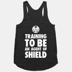 Agent of SHIELD work out tank