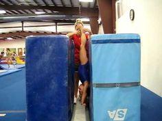 Teaching young gymnasts handstands on floor and beam | Swing Big!