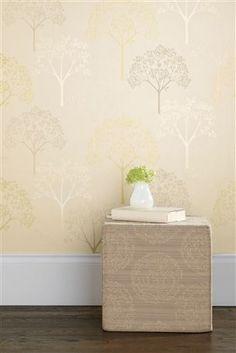 Natural Large Tree Wallpaper