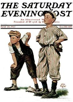 The Saturday Evening Post  | ... bad...but bad meaning good.: Saturday Evening Post...(literally