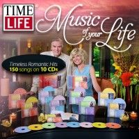 Time Life Music of your Life 10 CD, 150 tracks collects box set Think smooth voices. Think love songs. Think romance the way it used to be. It's our most romantic collection ever, full of unforgettable melodies and meaningful lyrics. Forget your old, scratchy records… instead we've gathered all your favorite artists and the greatest vocal groups from these decades for one amazing 10-CD box set. + a 32-page booklet with stories about the artists and their music.  #Music=Life #AsSeenOnTV