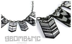 hocus.kocis: diy. shrinky dink necklace.