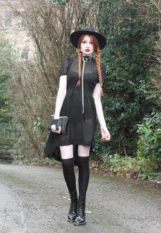 Olivia Emily - UK Fashion Blog.: Inspector Zoe.