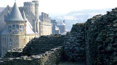Aberystwyth, Wales - That is my Uni !!! :)