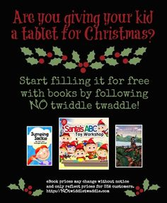 Today's free eBook list for kids!
