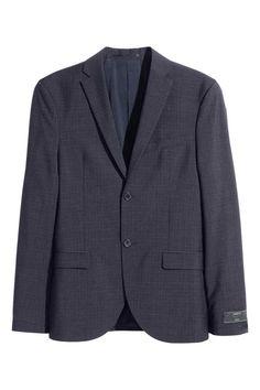 H&M Marled wool jacket
