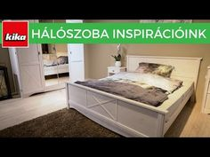 Hálószoba inspirációink | Kika Magyarország - YouTube Storage, Youtube, Furniture, Home Decor, Homemade Home Decor, Larger, Home Furnishings, Decoration Home, Arredamento