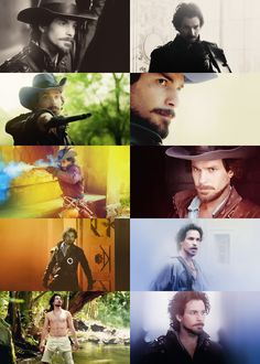 Aramis in every episode (season 1) The Musketeers