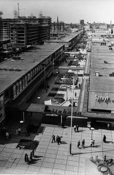 Lijnbaan jaren 60
