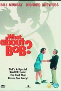 """1991 I did a scene for director Frank Oz for this movie """"What About Bob?"""" starring Bill Murray and Richard Dreyfuss."""