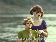 """""""Somos jóvenes y la vida es larga"""""""