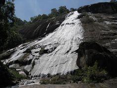Jelawang Waterfall/Stong Falls Malaysia