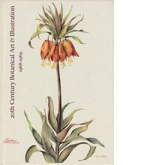 Catalogue: 2nd International Exhibition of Botanical Art & Illustration | George H M Lawrence (Click to Zoom)