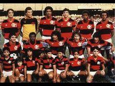 Flamengo 2x2 Seleção do Mundo [Despedida de Zico 1990] - YouTube