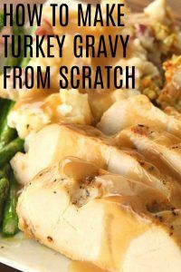 Silky smooth and perfectly rich, this really is the BEST Turkey Gravy recipe around! There's nothing better than topping creamy mashed potatoes with the most amazing turkey gravy and this recipe delivers - every single time. // Mom On Timeout Homemade Turkey Gravy, Homemade Gravy Recipe, Best Turkey Gravy, Making Turkey Gravy, Roasted Turkey Gravy Recipe, Make Ahead Turkey Gravy, Thanksgiving Gravy, Thanksgiving Recipes, Thanksgiving Sides