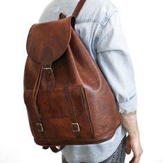 Morrocan Backpack