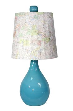 :) map lamp. needs new base color, however.