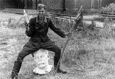 Képek a II. világháborúból, amiket eddig nem láttál - ablak - zsiráf