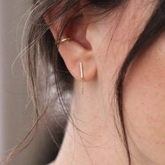 The best dainty earrings you can shop right now -- today on chicityfashion.com