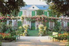 Claude Monet's house, Giverny, Haute-Normandie, France