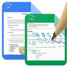 Princippia, Innovación Educativa: Cómo elaborar un examen directamente desde Google Docs
