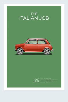 The Italian Job <3