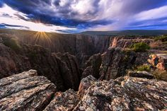 2 million years of history on the edge of @BlackCanyonNPS