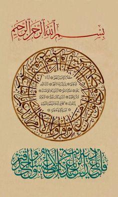 Alak Sûresi; Yaratan Rabbinin adıyla (Rabbin adına sana okunan şekliyle) oku (ve bildir insanlara). O insanı bir alak'tan (rahim duvarına asılmış zigottan/aşılanmış yumurtadan) yarattı. Oku, insana bilmediğini öğreten, kalemle (yazmayı) öğreten Rabbin en büyük kerem sahibidir. Ama doğrusu insan, kendisini müstağnî (Allah'a karşı ihtiyaçsız) görmesiyle azar (tâğûtlaşır, rablaşır/kendini tanrılaştırır). Şüphesiz dönüş ancak Rabbinedir.....}