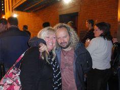 Me and Tal Joe Bonamassa