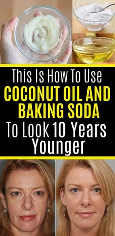 Say hello to this natural facial cleanser with coconut oil and baking soda, and say goodbye to wrinkles and sagging facial skin! In this article we will show you a recipe for an incredible natural face cleanser that Natural Facial Cleanser, Natural Face, Face Cleanser, Natural Beauty, Facial Cupping, Diy Craft Projects, Baking With Coconut Oil, Uses For Coconut Oil, Baking Soda Shampoo