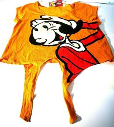 2012 Popeye Olive Oyl Orange Crop Shirt The Sailor Man Girlfriend Skinny Love Popeye Olive Oyl, Skinny Love, Love Clothing, Crop Shirt, Girlfriends, Sailor, Graphic Tees, Orange, Clothes For Women