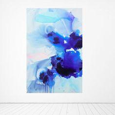 Abstract art by Mette Lindberg.  www.mettelindbergart.dk