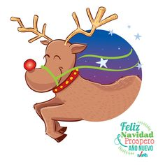 Rodolfo Navidad Rudolph Xmas