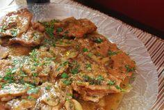 The best homemade veal marsala recipe.