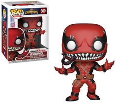 Marvel: Contest of Champions Venompool Pop! Vinyl FigureFrom the mobile fighting game Marvel: Contest of Champions, comes this Venompool Pop! Venompool stands about 3 tall and comes packaged in a window box. Venompool is . Deadpool Funko Pop, Funko Pop Marvel, Marvel Avengers, Venom Funko Pop, Marvel Venom, Marvel Fan, Pop Vinyl Figures, Funko Pop Figures, Marvel Doctor Strange