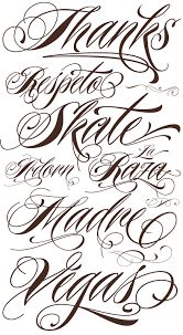 Image result for gangster tattoo font