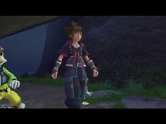 E3 2015 - Kingdom Hearts 3 Gameplay Video is Full of Action