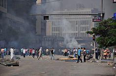 Ägypten: vom Arabischen Frühling in die Militärdiktatur