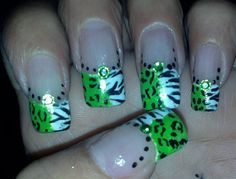 animal print - Nail Art Gallery by NAILS Magazine