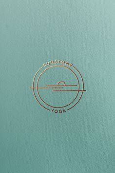 Sunstone Yoga is a Vinyasa yoga studio coming soon in Los Angleles. I developed a series of marks that communicate the sense of calm and balance of yoga practice, as well as the warmth, strength and openness of the sun as embodied by the sunstone. Yoga Logo, Business Logo Design, Branding Design, Packaging Design, Kreis Logo Design, Graphic Design Studios, Graphic Design Logos, Logo Desing, Logo Design Trends