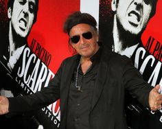 Celebs join Al Pacino to celebrate Scarface Blu-Ray DVD launch